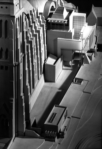Cathedral of St. John the Divine Bio-Shelter Competition, 1992