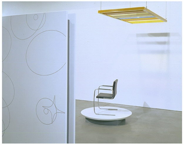 Poul Kjaerholm and Others, Sean Kelly Gallery New York, 2004. John Keenen, curator and exhibition de