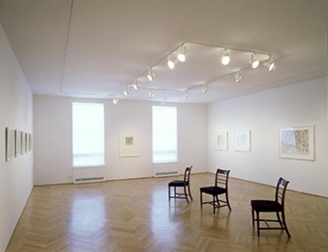 Matthew Marks Gallery, Madison Avenue, New York, 1988