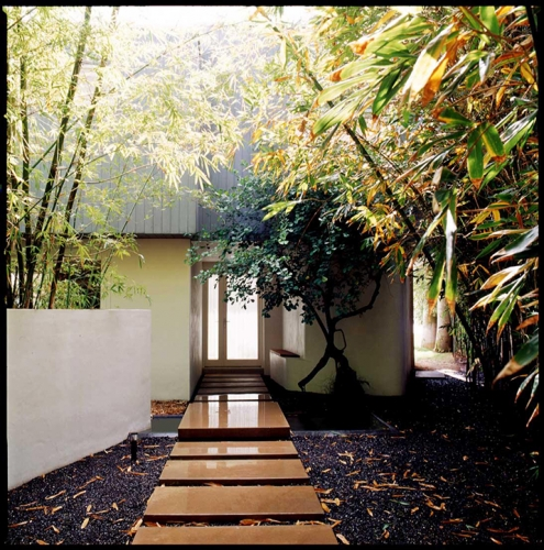 Palm Island Residence Entry, 2000