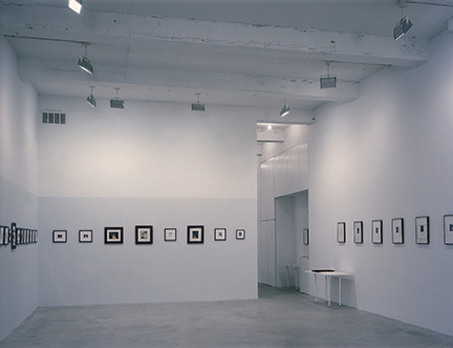 Mark Morrisroe, Pat Hearn Gallery Interior, 1999