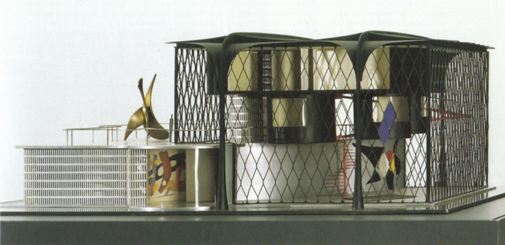 Paul Nelson, Maison Suspendu, 1936-38