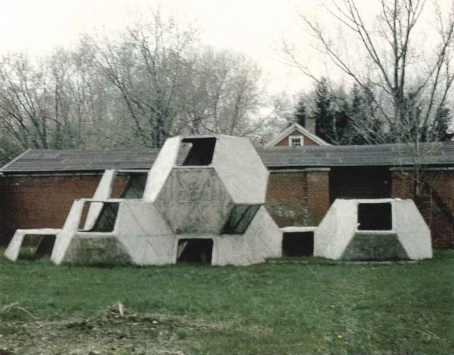 Tony Smith, Bennington Sculpture