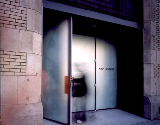 Yvon Lambert Gallery, NYC, Exterior, 2003